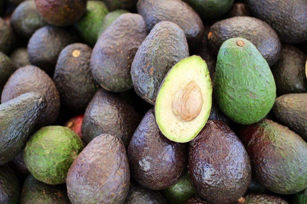 L'avocat un fruit plein de nutriments bons pour la santé