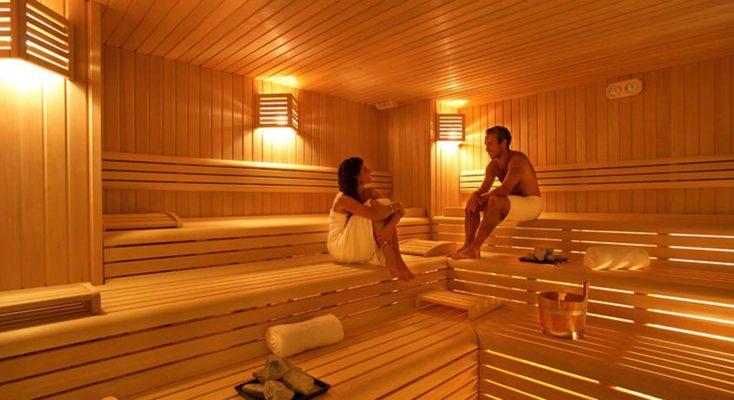 le sauna de v ritables vertus pour la sant. Black Bedroom Furniture Sets. Home Design Ideas
