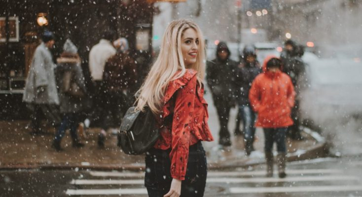 Sexy même en hiver