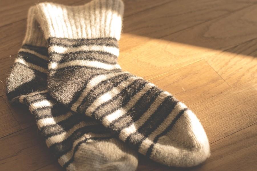 Choisir ses chaussettes