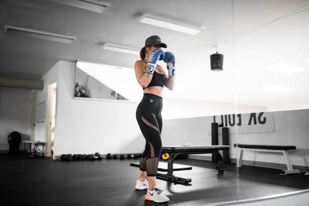 Les bienfaits de la boxe au féminin