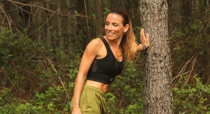 Tenue trail pour femme - Emilie Micheau - Altore